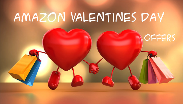 Amazon India Valentine S Day 2018 Offers Gifts