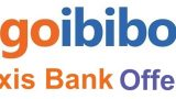 goibibo axis bank offers