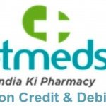 netmeds credit & debit card offers