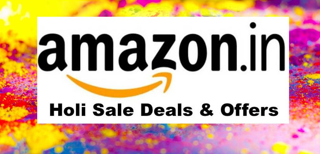amazon holi sale and offers