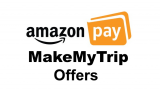 Amazon Pay Makemytrip Offers