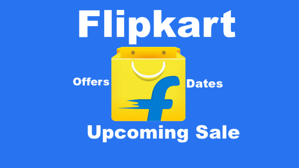 Flipkart Upcoming Sale Offers & Dates