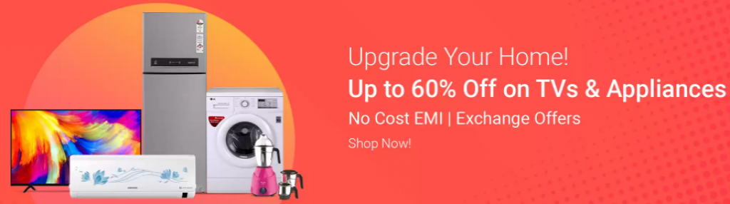 Flipkart-TV-Appliances-offers