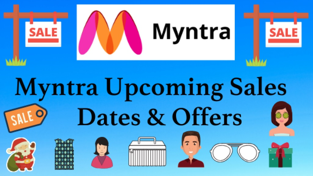 Myntra Upcoming Sale Offers & Dates